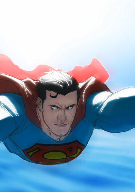 Superman_StefanoCaselli